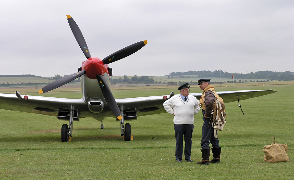 Flying legends airshow/2005
